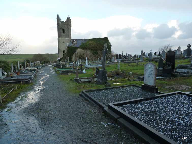 Ahamlish Cemetery Grange Co Sligo Ireland